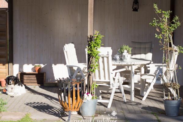 Gartenliebe: Vom Gruselgarten zu unserem kleinen Sommerparadies
