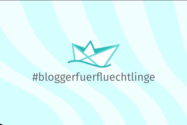 Jeder macht, was er am Besten kann: #bloggerfuerfluechtlinge