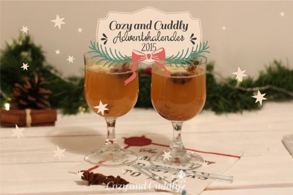 Adventskalender Türchen Nr. 10: Bratapfel-Punsch – alkoholfrei