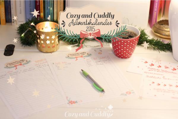 Adventskalender Türchen Nr. 11 - Geschenke- und Weihnachtspost-Listen - kostenloses Printable