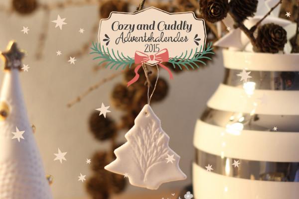 Adventskalender Türchen Nr. 14: Sternanhänger aus Fimo für Geschenke oder als Baumschmuck